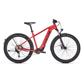 FOCUS Whistler² 6.9 EQP Bicicletta elettrica Hardtail rosso